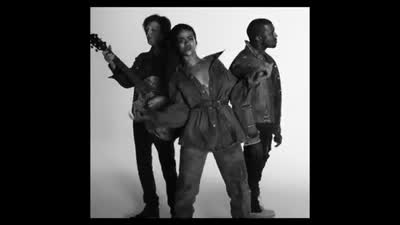 Rihanna Kanye West Paul McCartney - FourFiveSeconds