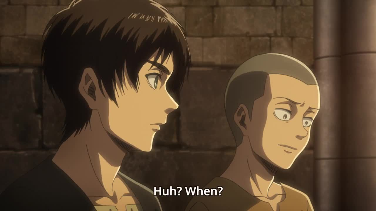 attack on titan SE 3 EP 12