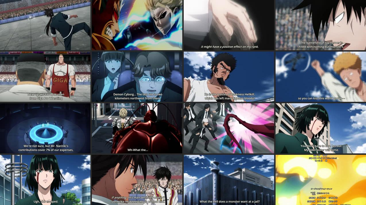 One Punch Man se2ep6